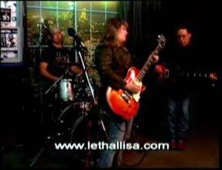 Click to play the Lethal Lisa Band video.